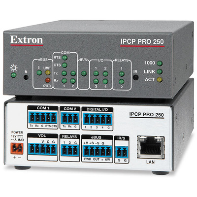 Extron 60-1429-01A Besturingsprocessors