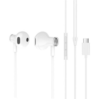 Xiaomi WS-MI DUAL DRIVER EARPHONES TYPE-C BLACK Headset