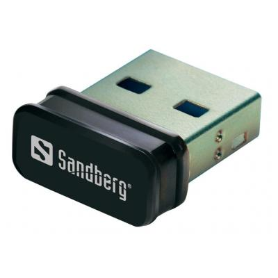 Sandberg netwerkkaart: Micro WiFi USB Dongle