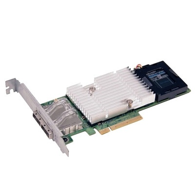 Dell raid controller: PERC H810 RAID Adapter for External JBOD, 1GB NV Cache, Full Height