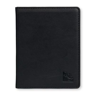 Gecko apparatuurtas: - Slimfit Hoes voor Kobo Aura Edition 2 (Zwart)