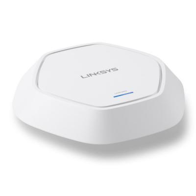 Linksys access point: LAPAC2600 + 3x WUSB6100M - Wit