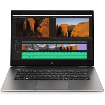 HP ZBook Studio G5 Laptop - Zilver