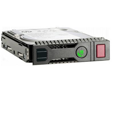 Hewlett Packard Enterprise 600GB 6G SAS SFF Interne harde schijf - Zwart