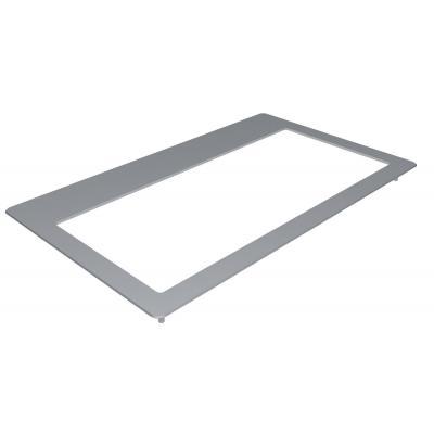 Kindermann : 361 x 220 mm, Aluminium Frame for CablePort flex, 6-fold