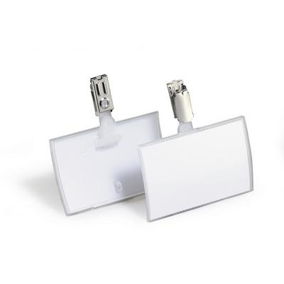 Durable 8216-19 Badge - Transparant