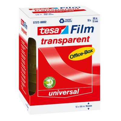 Tesa plakband: tesafilm - Transparant