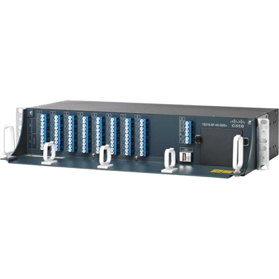 Cisco patch panel: ONS 15216 - Zwart