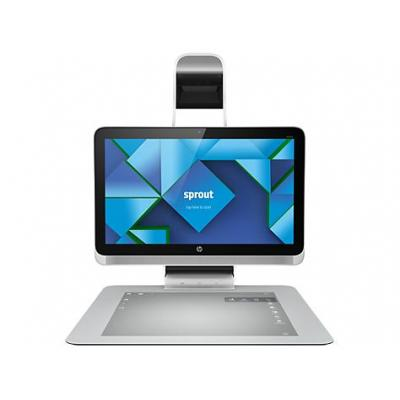 Hp all-in-one pc: Sprout Pro - Wit