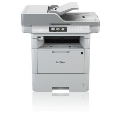 Brother multifunctional: DCP-L6600DW - Zwart
