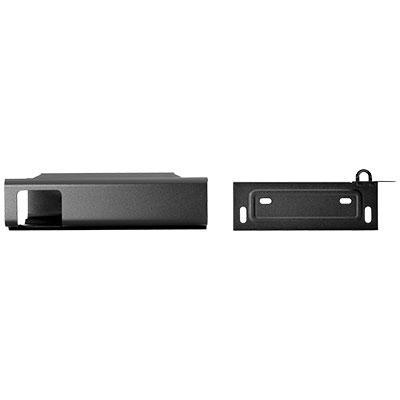 Hp monitorarm: Desktop Mini Security/Dual VESA Sleeve - Zwart (Demo model)
