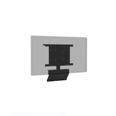 ErgoXS 66 cm, 70 kg, 600 x 400 mm VESA Montagehaak - Zwart