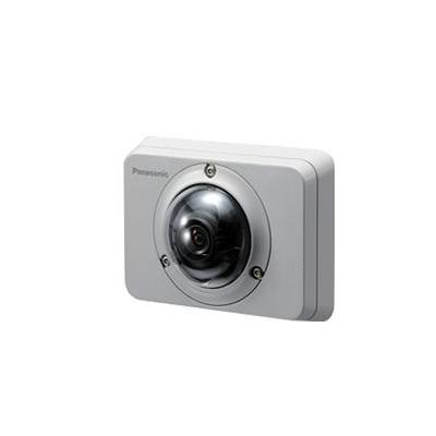 "Panasonic 1/3"" MOS, 1.3 MP, RJ-45, 0.5 m ~ ∞, 1:2.2 Beveiligingscamera - Wit"