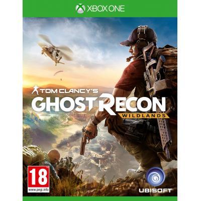Ubisoft game: Tom Clancy's Ghost Recon: Wildlands  Xbox One