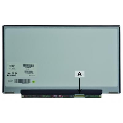 2-power notebook reserve-onderdeel: 2P-G33C0006N110 - Zwart