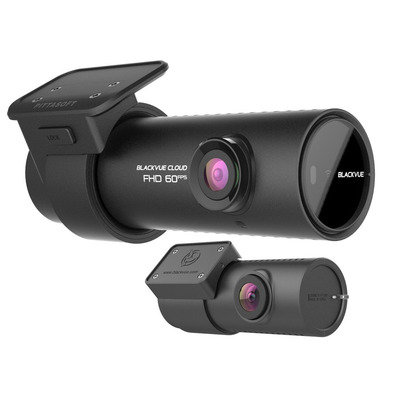 Blackvue camera: DR750S-2CH Cloud Dashcam + 32GB