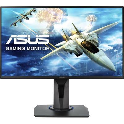 Asus monitor: VG255H - Zwart