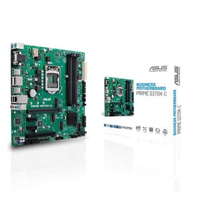 ASUS Q370M-C moederbord