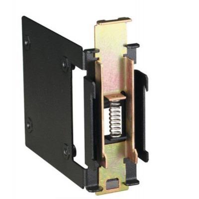 Black Box DIN Rail Mounting Bracket f/ LBHxxxA & LP004A Switches Montagekit - Zwart