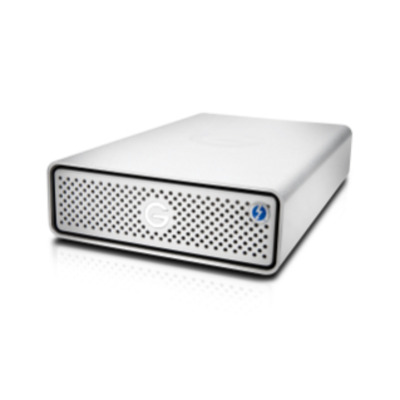 G-Technology G-DRIVE Externe harde schijf - Wit
