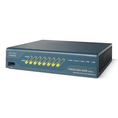 Cisco firewall: ASA 5505