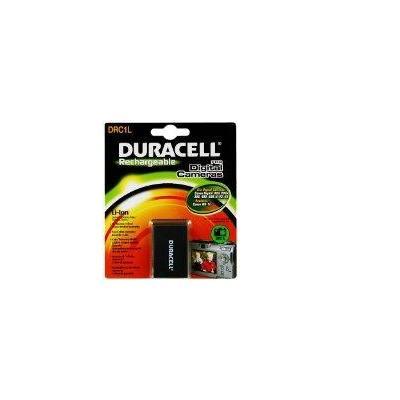 Duracell batterij: Digital Camera Battery 3.7v 950mAh 3.5Wh - Zwart