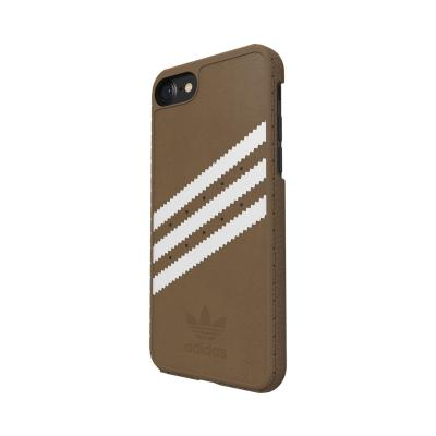 Adidas mobile phone case: Originals, moulded, iPhone 7, brown - Bruin