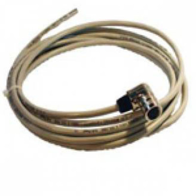 Honeywell Power cable with right angle connector, 12' (4m) Electriciteitssnoer - Grijs