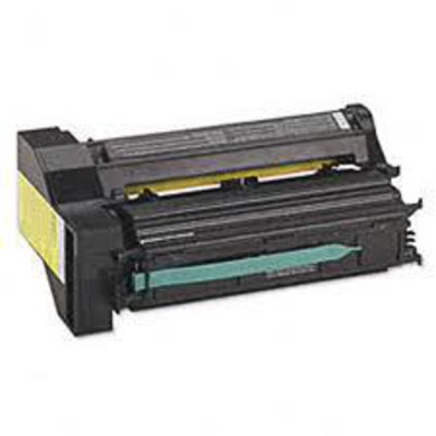 InfoPrint Cartridge for IBM Color 1354/1454/1464, Yellow, 6000 Pages Toner - Geel