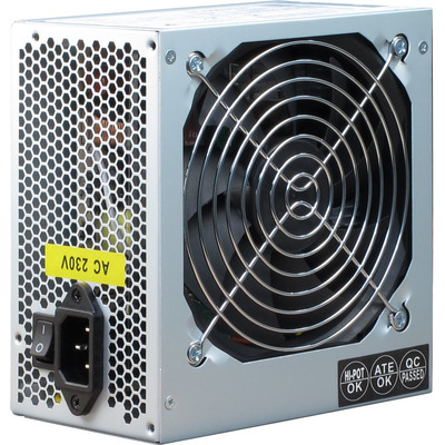 Inter-Tech SL-500 Plus Power supply unit - Zilver