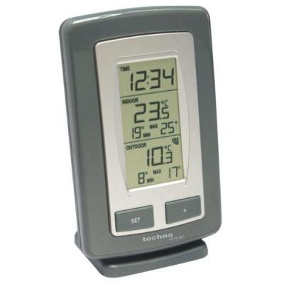 Technoline weerstation: Temperature station, Black - Zwart