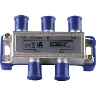 Schwaiger VTF8824241 kabel splitter of combiner