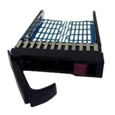 Hp Computerkast onderdeel: HDD Cage - Zwart