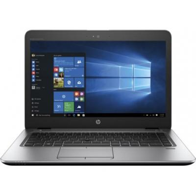 Hp laptop: EliteBook 840 G4 - Zilver