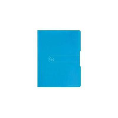 Herlitz 11207354 - Blauw, Transparant