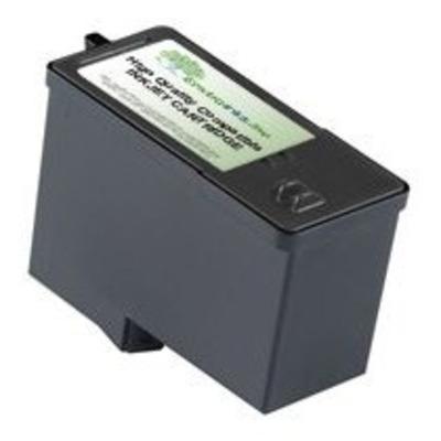 DELL MJ264 inktcartridge - Zwart