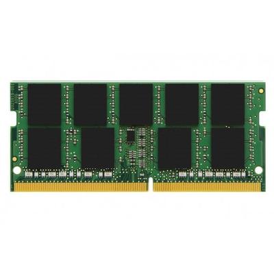 Kingston Technology RAM-geheugen: System Specific Memory 16GB DDR4 2400MHz ECC - Zwart, Groen