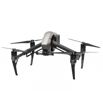 DJI Inspire 2 Drone - Zwart, Grijs