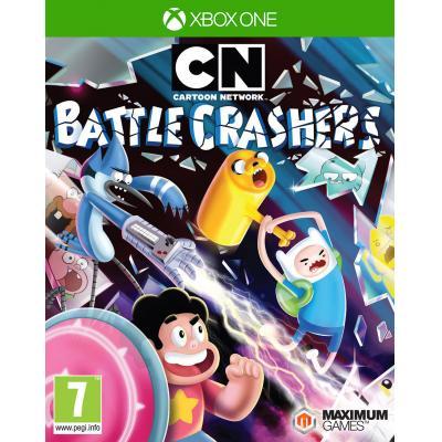 505 games game: Cartoon Network: Battle Crashers  Xbox One