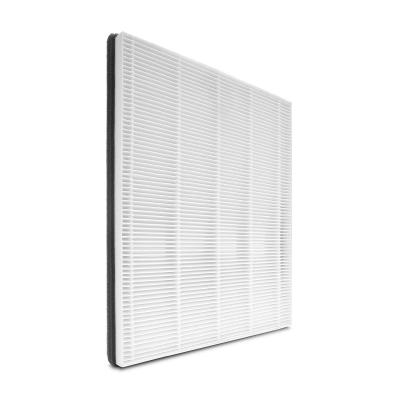 Philips luchtfilter: Nano Protect Filter - Zwart, Wit