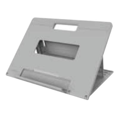 Kensington SmartFit® Easy Riser™ Go Laptop Cooling Stand - 17 inch Notebooksteun - Grijs
