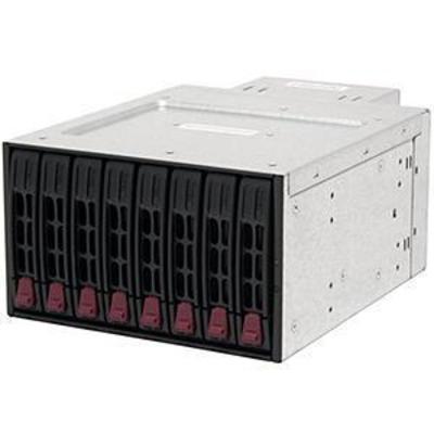 Fujitsu Upgr to 8x SFF Drive bay