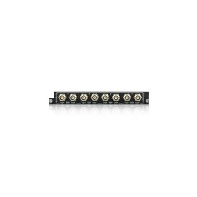 PTN-Electronics 4 x SDI, Hot-swappable, Black Interfaceadapter - Zwart