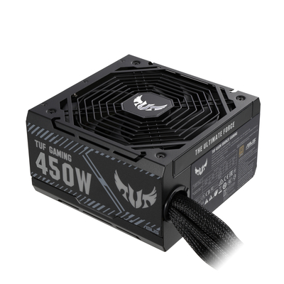 ASUS TUF-GAMING-450B Power supply unit - Zwart