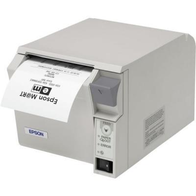 Epson pos bonprinter: TM-T70II (026B2) - Wit