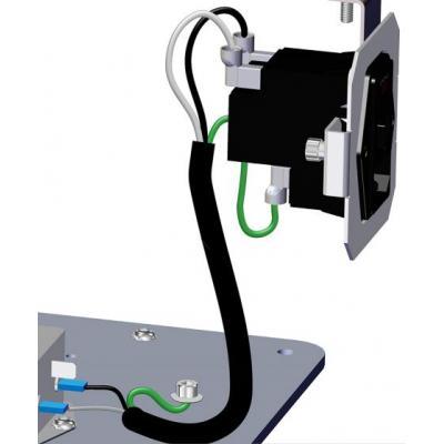 3d systems : EMI Cable - Zwart, Groen, Grijs
