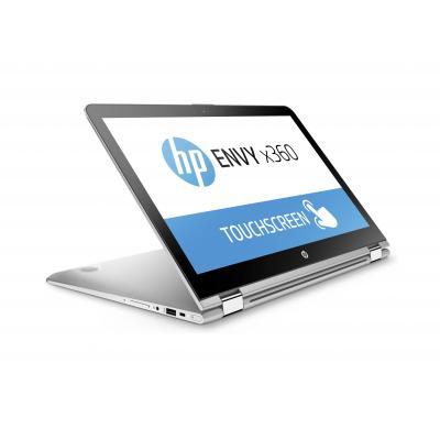 Hp laptop: ENVY x360 15-aq100nx - Zilver (Renew)