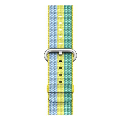 Apple : 38mm Pollen Woven Nylon