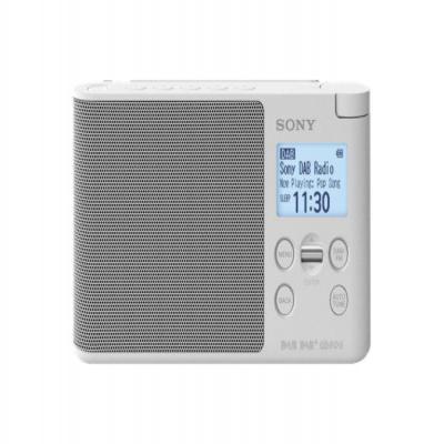 Sony radio: XDR-S41D - Wit