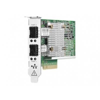 Hewlett packard enterprise netwerkkaart: Ethernet 10Gb 2-port 530SFP+ (Bulk)